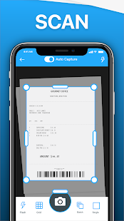Camera Scanner To Pdf - TapScanner Screenshot