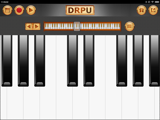 Piano Keyboard Music Pro - DRPU PIANO Learning App  screenshots 13