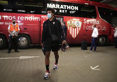 Le FC Séville refuse une offre de 55 millions d'euros de Manchester City pour l'un de ses meilleurs joueurs