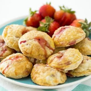 3-Ingredient Strawberry Pies