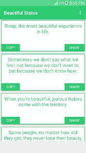 Quotes Box - Best Whatsapp Status collection - náhled