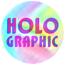 Holographic - Icon Pack