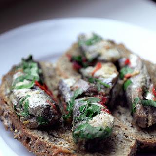 Sardines on Toast Recipe