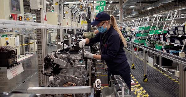 Автомобильный завод в Польше