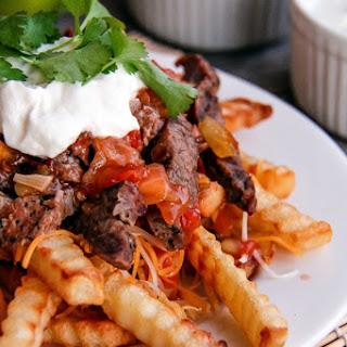 Homemade Carne Asada Fries in 30 Minutes Recipe