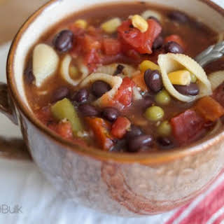 Tex-Mex Vegetable Soup.