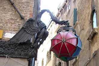 Photo: Cool street light in Venice