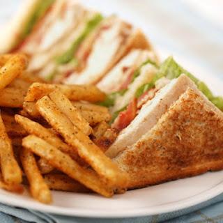 All-American Club Sandwich.