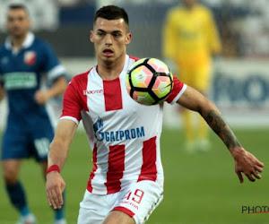 🎥 Le joli but de Nemanja Radonjic avec la Serbie