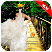Temple Bride Princess Run