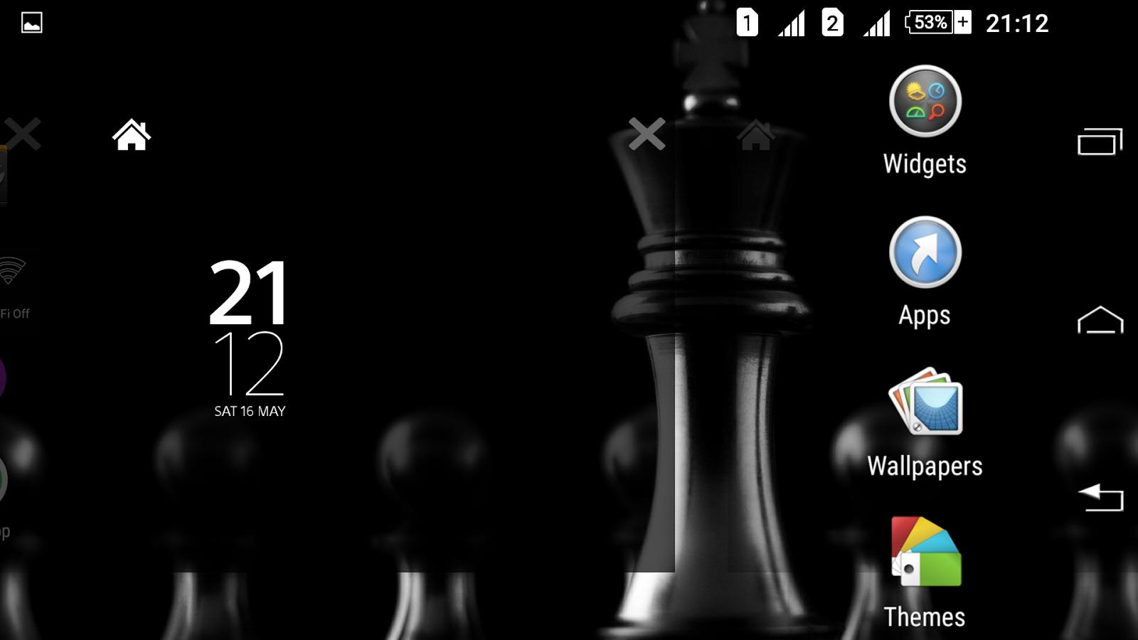 Themes in google play - Chess Xperien Theme Screenshot