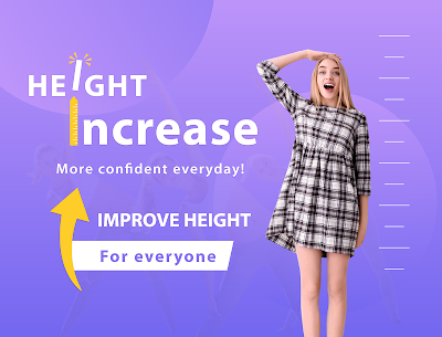 Height Increase – Increase Height Workout, Taller (MOD, Premium) v1.5 1
