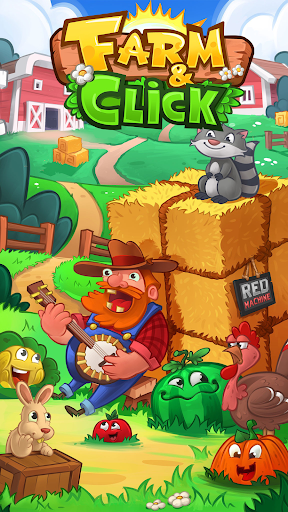 Farm and Click: Simple Farming Clicker - screenshot