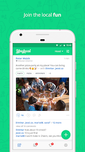 YouLocal - Join People Nearby- screenshot thumbnail