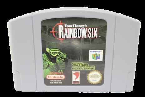 Tom Clancy´s Rainbow Six