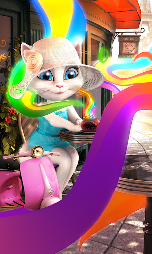 Talking Angela 2.7 screenshots 1