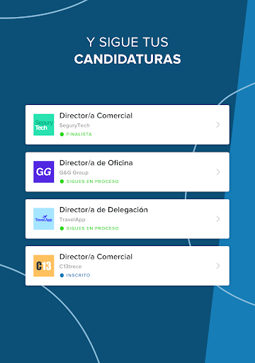 InfoJobs - Job Search screenshot 17