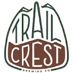 Logo for Trail Crest Brewing Company