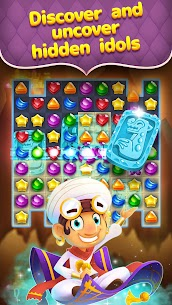 Genies & Gems – Jewel & Gem Matching Adventure 3