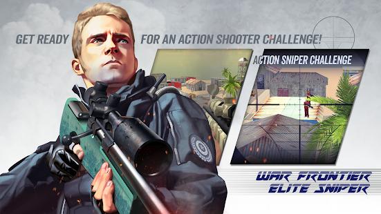 War Frontier Elite Sniper- screenshot thumbnail