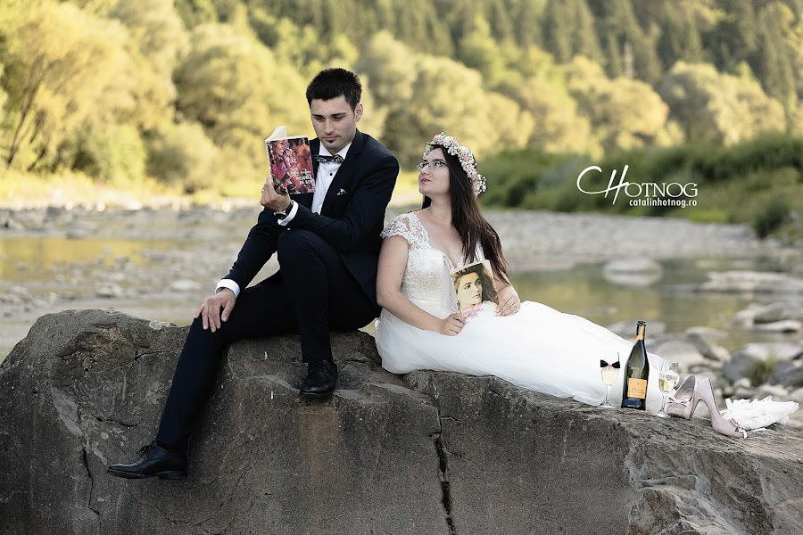 Hochzeitsfotograf Catalin Hotnog media (CatalinHotnog). Foto vom 25.03.2018