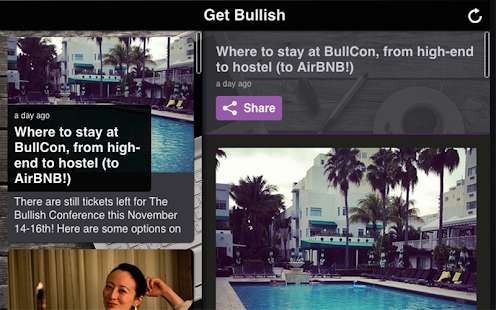 Get Bullish- screenshot thumbnail