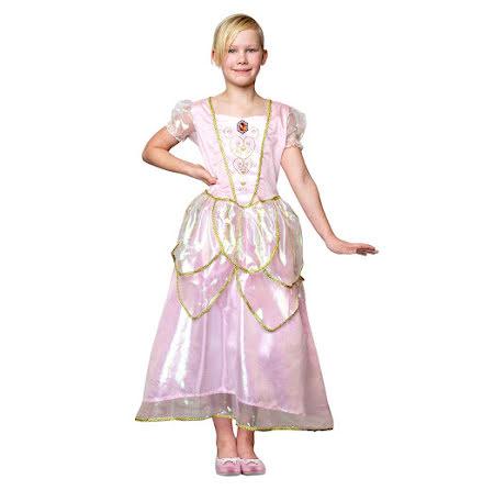 Barndräkt, prinsessklänning 122/128 cl