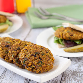 The Best Quinoa Veggie Burger Recipe (Vegan)