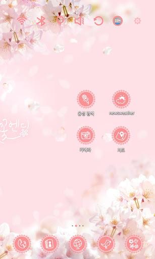 桜の花 のテーマ|玩個人化App免費|玩APPs
