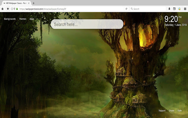 Fantasy Elf HD Wallpapers Elves New Tab