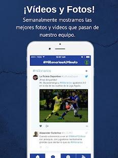 Millonarios Noticias - Futbol de Millos - Colombia - náhled