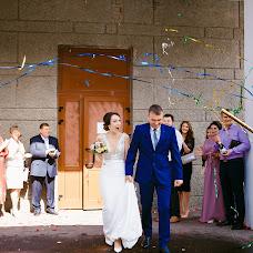 Wedding photographer Olga Vasileva (olgakapelka). Photo of 03.11.2017