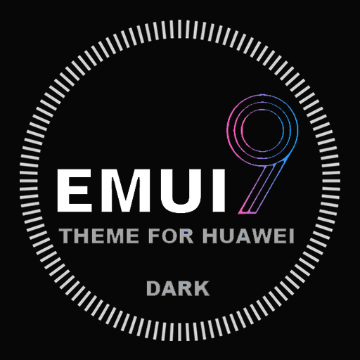 Black Emui-9 1 Theme for Huawei - Apps on Google Play