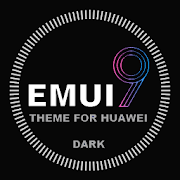 Black Emui-9.1 Theme for Huawei