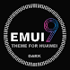 Black Emui-9.1 Theme for Huawei