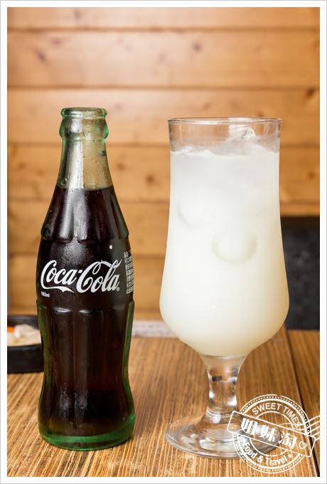 森本日式和風洋食堂可口可樂可爾必思