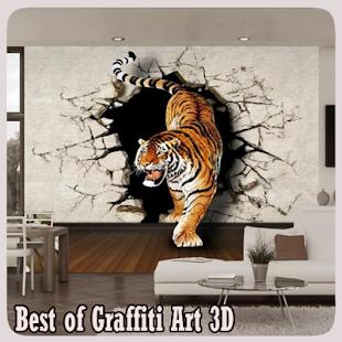 Nejlepší z Graffiti Art 3D - náhled