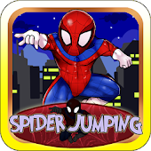 Amazing Spider Jumpy Ball
