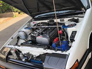 スプリンタートレノ AE86 AE86 GT-APEX 58年式のカスタム事例画像 lemoned_ae86さんの2018年04月29日09:13の投稿