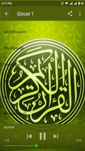 Qiroat Al'Quran Lengkap - náhled
