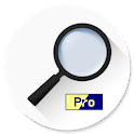 Magnifier 4 reader Pro icon
