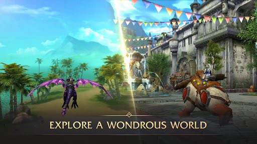 Era of Legends - World of dragon magic in MMORPG 5.0.0.0 screenshots 4