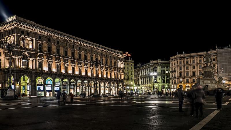Riflessi a Milano di alfonso gagliardi
