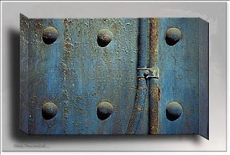 Foto: 2012 01 08 - D 37 B 25 - P 147 - blaue Klemme
