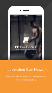 Fit Exchange- screenshot thumbnail