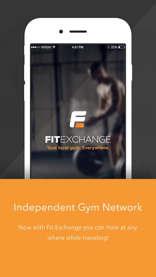 Fit Exchange- screenshot