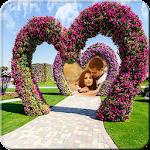 Garden Photo Frame icon