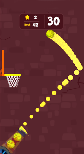 BasketBall 2019 screenshot 1