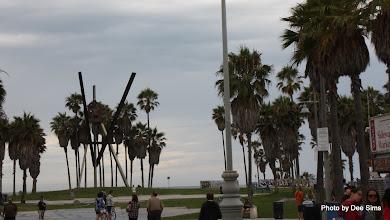 Photo: (Year 3) Day 30 -  Venice Beach Sign