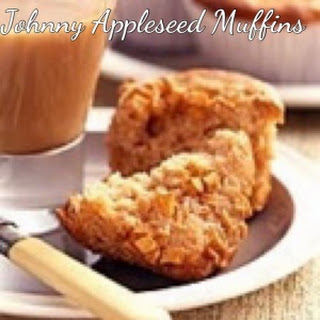 Johnny Appleseed Muffins